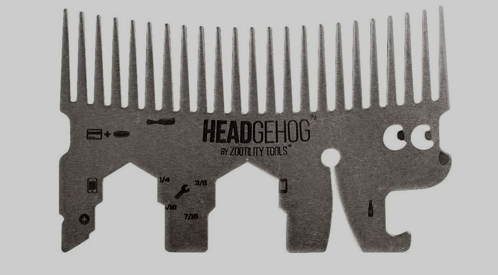 Hedgehog Walletcomb