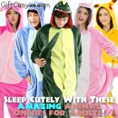 Sleep Cutely With These Amazing Animal Onesies for Adults!