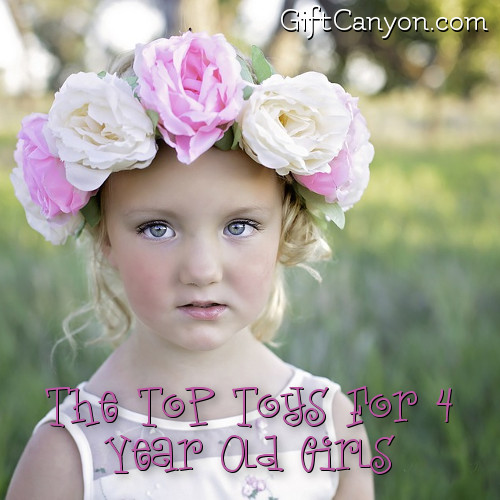 The Top Toys For 4 Year Old Girls for 2016
