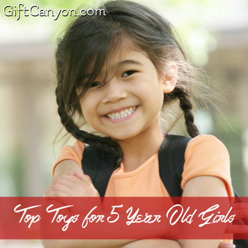 top toys for 5 year old girls for 2016
