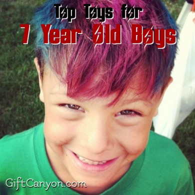 Top Toys For 7 Year Old Boys for 2016