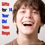 Great Gift Ideas for 14 Year Old Boys