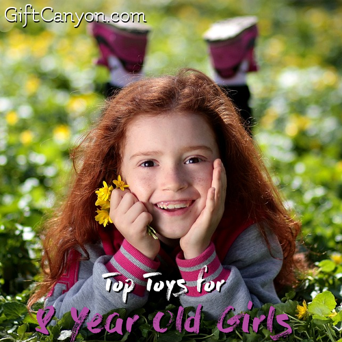 toys for 8 year old girls