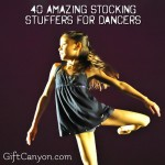 40 Amazing Stocking Stuffers for Dancers