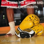 Gift Ideas for Boxers and Boxing Enthusiasts