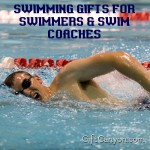 Swimming Gifts for Swimmers & Swim Coaches