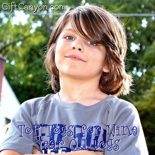 Best 9 Yr Old Boy Toys : Top toys for nine year old boys gift canyon