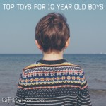 Top Toys for 10 Year Old Boys for 2016
