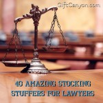 40 Amazing Stocking Stuffers For Lawyers