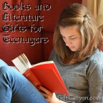 Books and Literature Gifts for Teenagers (Boys and Girls)