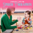 Fantastic Gifts for Speech Therapists