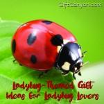Lovely Ladybug-Themed Gift Ideas for Ladybug Lovers