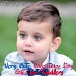 Very Cute Valentines Day Gifts for Toddlers