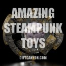 12 Coolest Steampunk Toys and Action Figures
