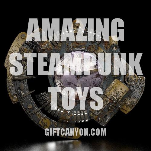 steampunk-toys