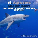12 Amazing Shark Gifts: You Might Even Buy One for Yourself!