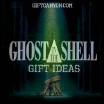 Amazing Ghost in the Shell Gifts (Movie and Anime)