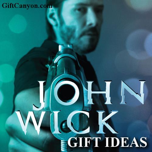 John Wick Gifts