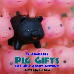 12 Adorable Pig Gifts for Just About Anyone!