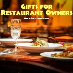 Amazing Gifts for Restaurant Owners and Restaurateurs