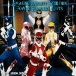 Amazing Mighty Morphin' Power Rangers Gifts