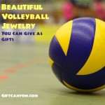Beautiful Volleyball Jewelry You Can Give as Gifts