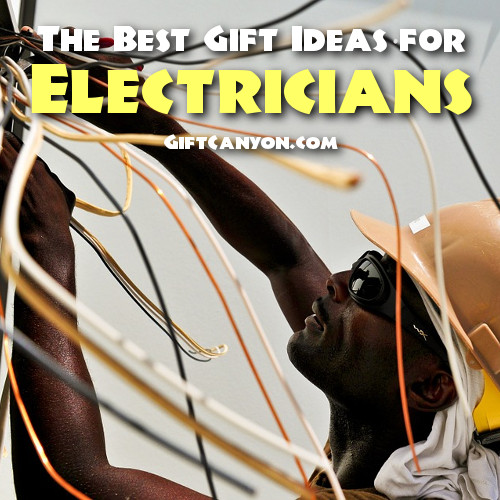 the best gifts for electricians