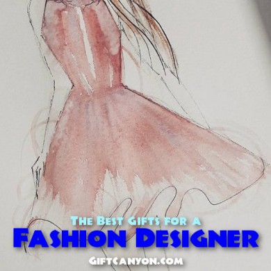 The Best Gifts for a Fashion Designer!