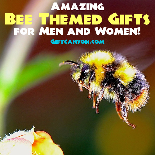 Amazing Bee Themed Gifts for Men and Women