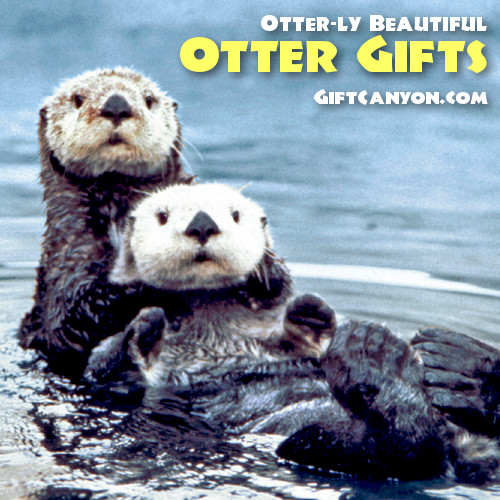 Super Awesome Otter Gifts