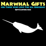 Narwhal Gifts for Those Who Love The Sea Unicorns!