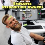 Gift Ideas For Employee Recognition Awards