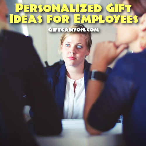 personalized gift dieas for employees