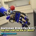Impeccable Robotics Kits for Kids and Kids at Heart
