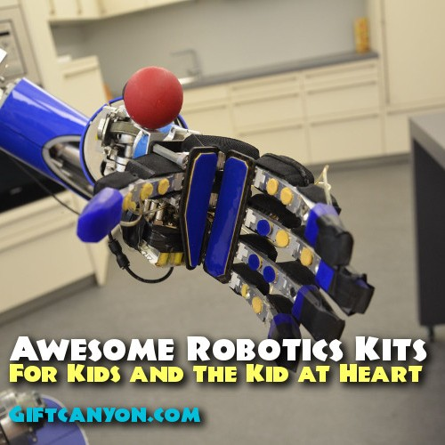 robotics kits for kids