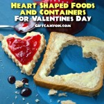 Heart Shaped Food and Food Containers You Can Use on Valentine's Day