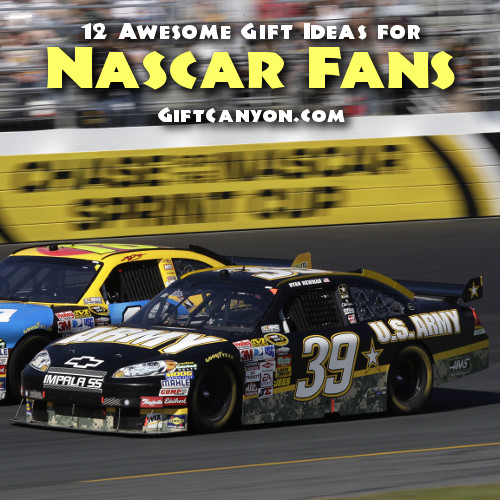 gift ideas for nascar fans