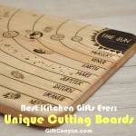 Awesomely Unique Cutting Boards to Make Chopping Fun
