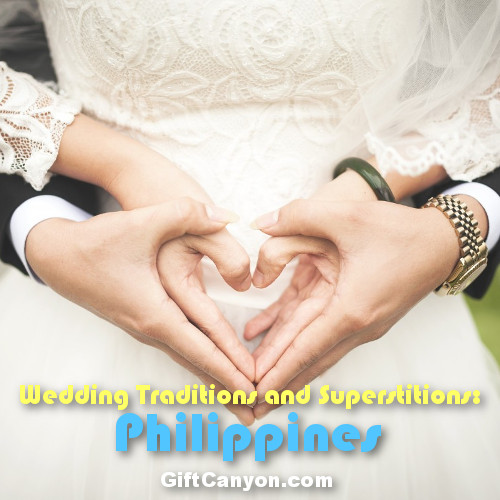 Philippine wedding traditions and Superstitions
