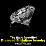 Amazing Gift for April Celebrants: Diamond Birthstone Jewelry