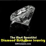 Amazing Gift for April Celebrants: Diamond Birthstone Jewelry