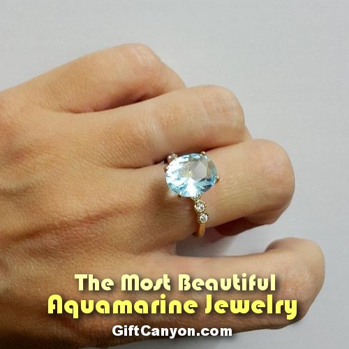 march birthstone aquamarine jewelry