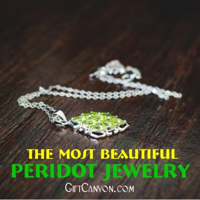 August Birthstone: The Best Peridot Jewelry Money Can Buy