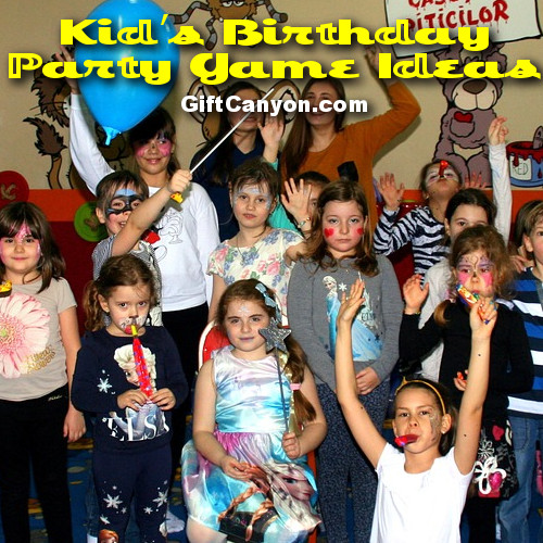 Kid's Birthday Party Game Ideas That Will Guarantee a Happy Celebration