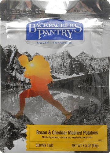 Backpacker's Pantry is like instant dinner, just add water! Hot water, that is.