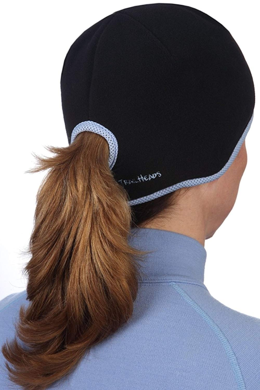 Ponytail hat!
